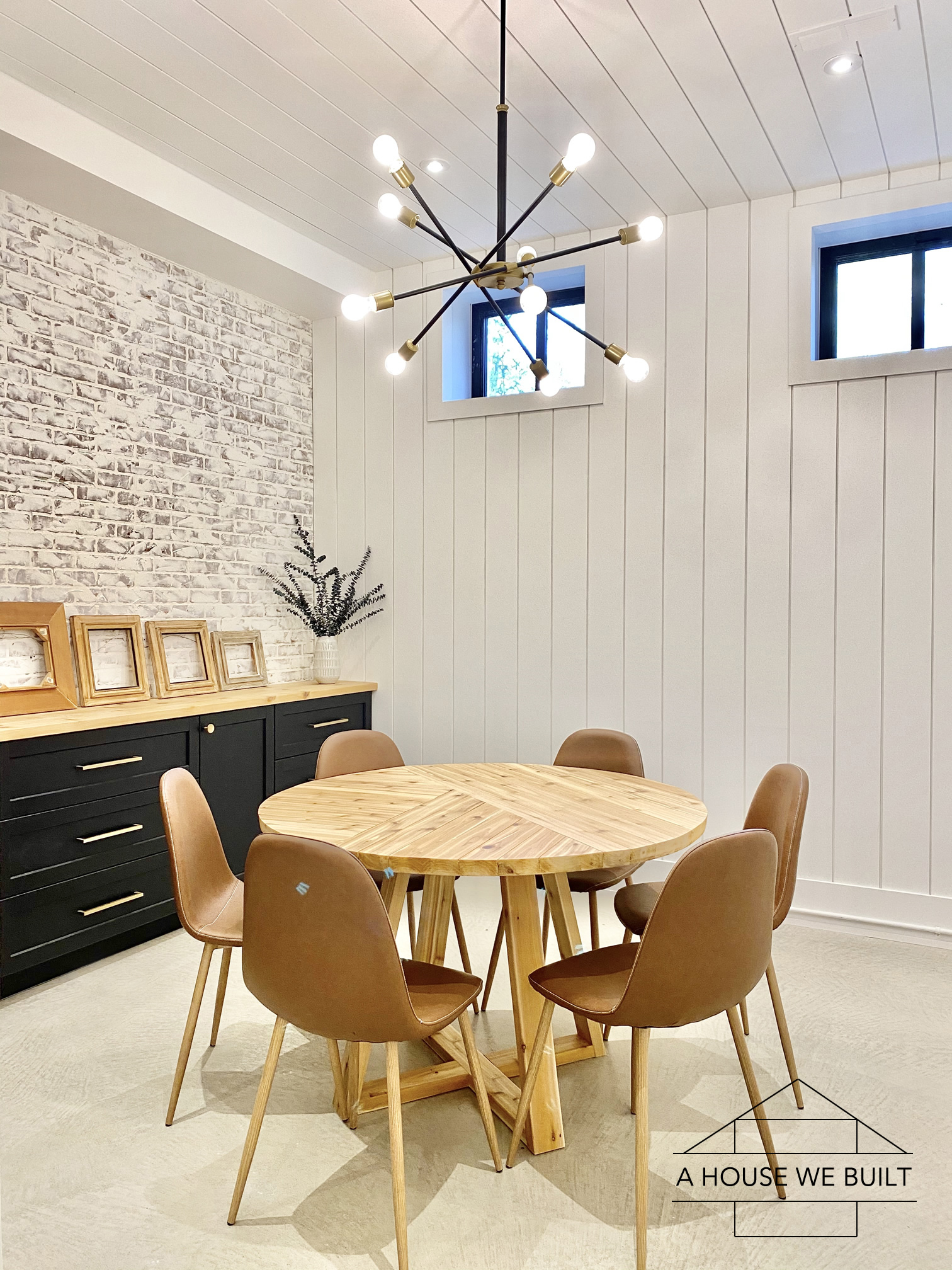 How To Build A Round Table